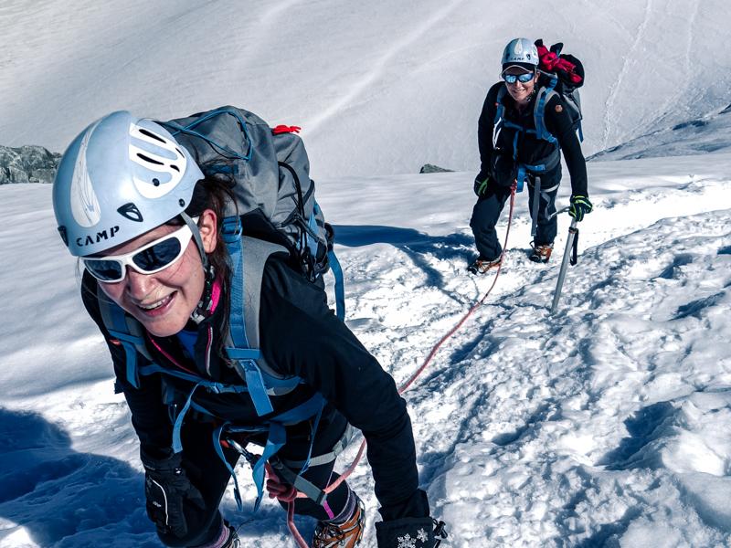 Alpinisme au Rateau par guides-embrun.com