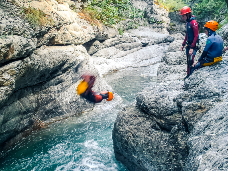 Canyon du Fournel par guides-embrun.com